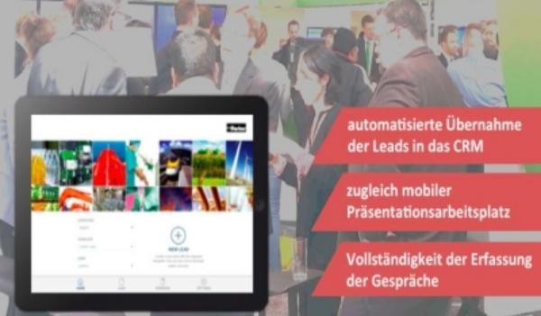 PDF Checkliste für Leaderfassung auf Messen