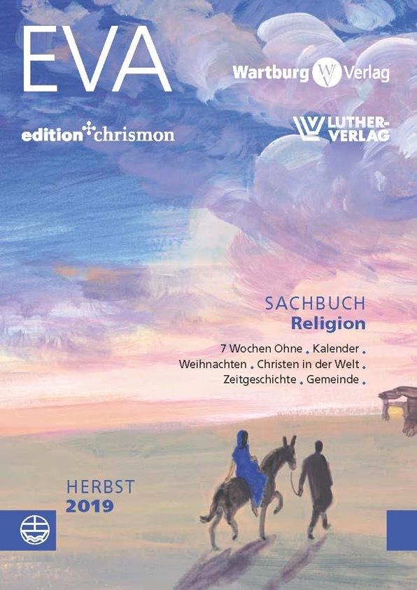 Vorschau edition chrismon Herbst 2018