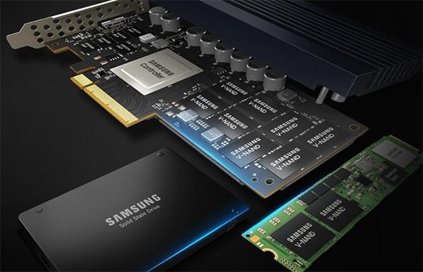 Enterprise SSDs von Samsung Electronics