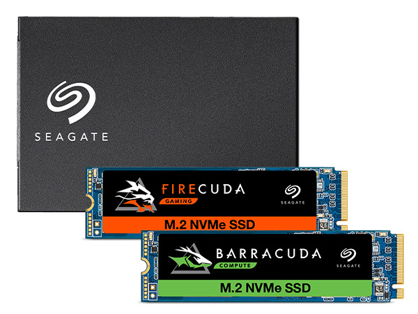 SSD internes spécialisés de Seagate
