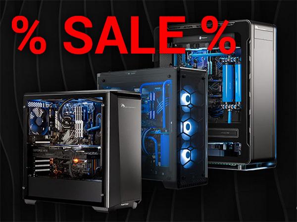 Neuwertige Messe PCs zum Spezialpreis für Ihre Kunden – Sparen bis zu CHF 3'000!