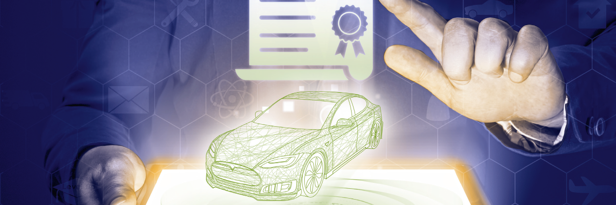 automotive security certifcate