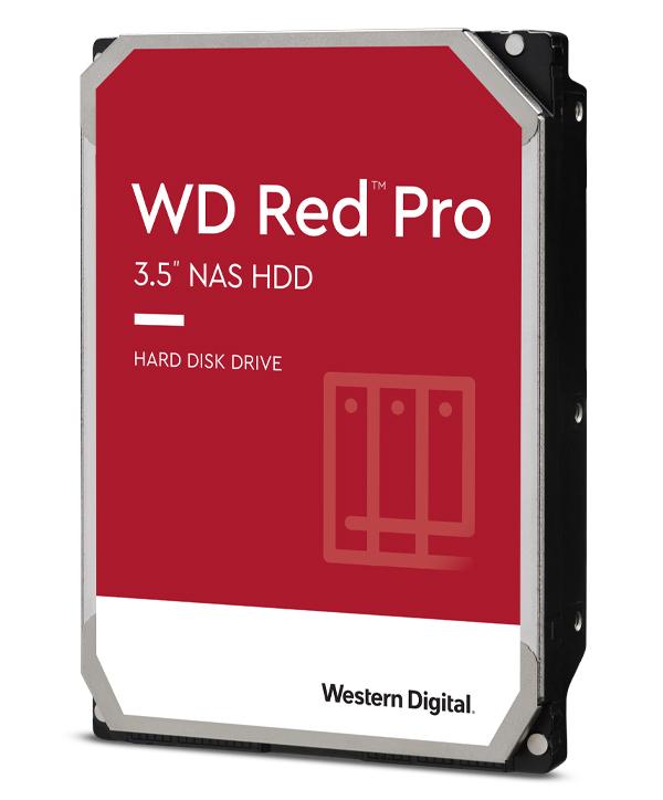 WD Red NAS HDD Festplatten